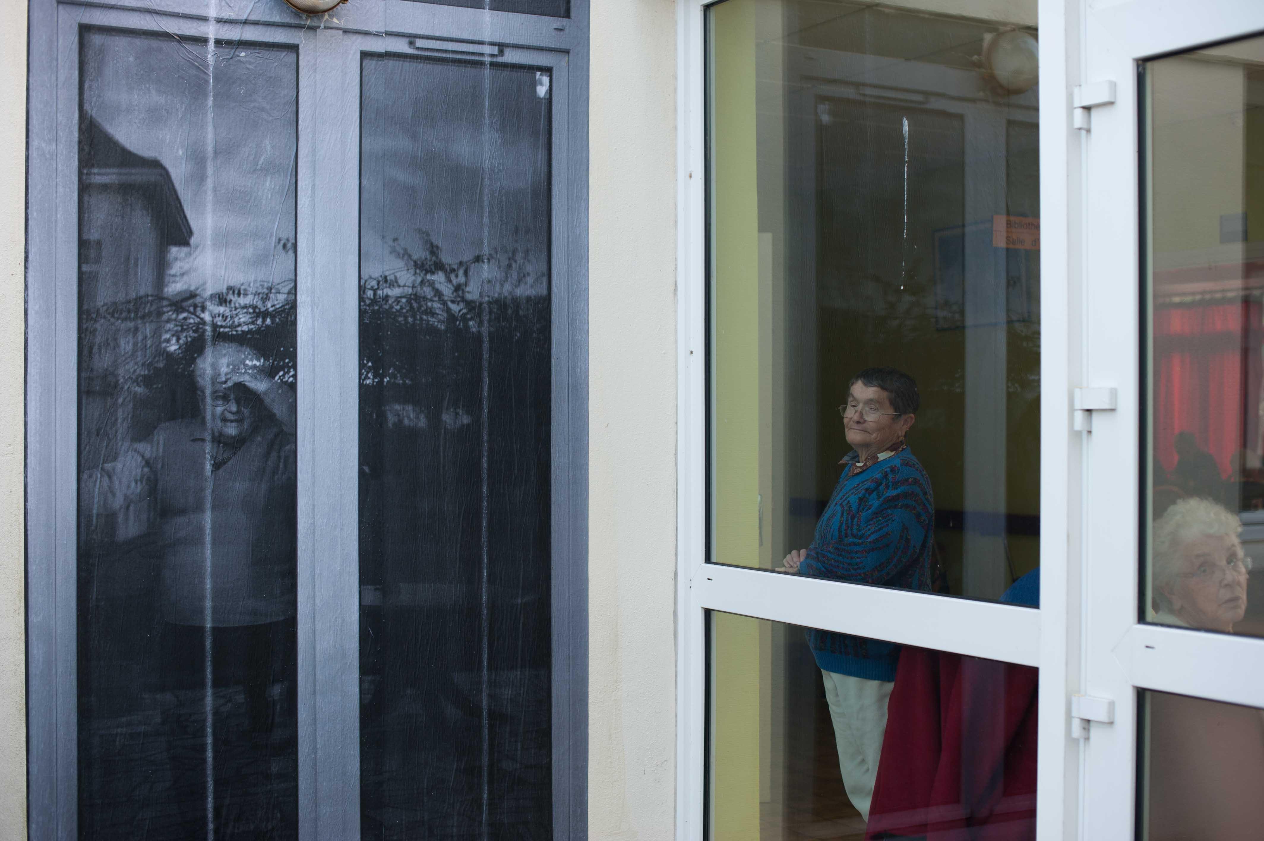 la vitre